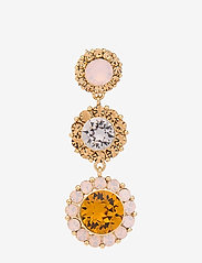 LILY AND ROSE - Sienna earrings - Topaz - statement - topaz - 1