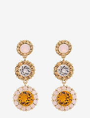 LILY AND ROSE - Sienna earrings - Topaz - statement - topaz - 0