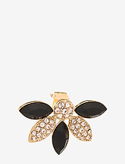 LILY AND ROSE - Lucia earrings - Jet - studs - jet - 1