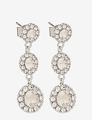 LILY AND ROSE - Petite Sienna earrings - Crystal - pendant - crystal - 0