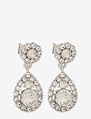 LILY AND ROSE - Petite Sofia earrings - Crystal - pendant - crystal - 0
