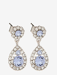 LILY AND ROSE - Petite Sofia earrings - Light sapphire - pendant - light sapphire - 0