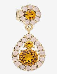 LILY AND ROSE - Petite Sofia earrings - Topaz rose - topaz rose - 1