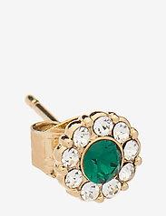 LILY AND ROSE - Petite Miss Sofia earrings - Emerald - nappikorvakorut - emerald - 0
