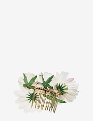 LILY AND ROSE - Petite Rosie hairpiece - Ivory (Créme) - haar accessoires - ivory - 1