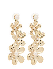 Eponine pearl earrings - Ivory - IVORY