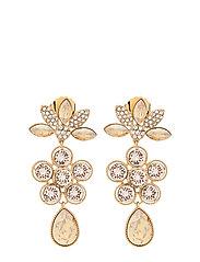 Aurora earrings - Golden shadow - GOLDEN SHADOW