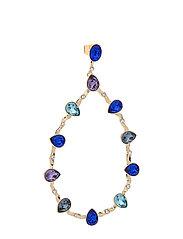 Annabelle earrings - Majestic blue - MAJESTIC BLUE