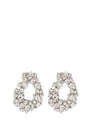 Petite Alice earrings - Crystal - CRYSTAL