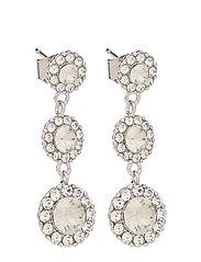 Petite Sienna earrings - Crystal - CRYSTAL