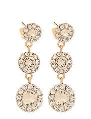 Petite Sienna earrings - Light silk - LIGHT SILK