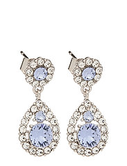 Petite Sofia earrings - Light sapphire - LIGHT SAPPHIRE