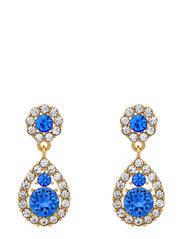 Petite Sofia earrings - Sapphire - SAPPHIRE