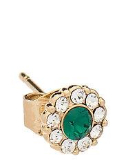 Petite Miss Sofia earrings - Emerald - EMERALD