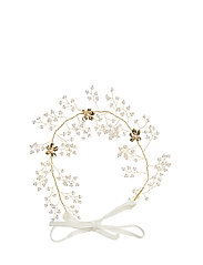 Leonore hairpiece - Ivory (Gold) - IVORY