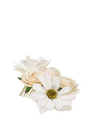 Petite Rosie hairpiece - Ivory (Créme) - IVORY