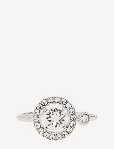 Miranda ring - Crystal - rings - crystal