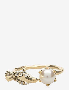Eden peace ring - Gold - bagues - gold