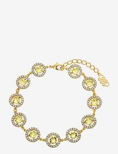 Miranda bracelet - dainty - crystal citrine