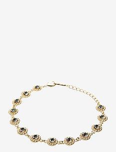 Petite Kate bracelet - Black diamond - dainty - black diamond