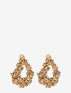 Alice earrings - Light colorado topaz - pendant - light colorado topaz