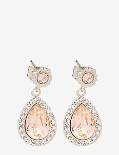 Miss Amy earrings - Silk - pendant - silk