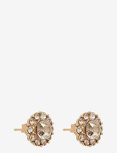 Miss Sofia earrings - Crystal - stud oorbellen - crystal