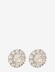 Miss Sofia earrings - Crystal - goujons - crystal
