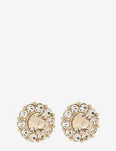 Miss Sofia earrings - Light silk (Gold) - LIGHT SILK