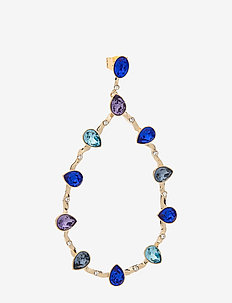 Annabelle earrings - Majestic blue - statement necklaces - majestic blue