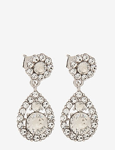 Petite Sofia earrings - Crystal - CRYSTAL