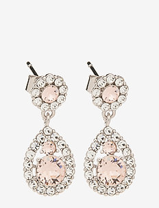 Petite Sofia earrings - Silk - pendant - silk