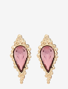 Ethel earrings - Antique pink - ANTIQUE PINK