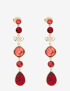 Lucy earrings - Royal Love - pendant - royal love