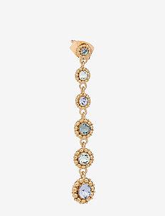 Petite Celeste earrings - Indian summer - oorhangers - indian summer