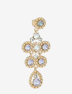 Petite Kate earrings - Indian summer - oorhangers - indian summer