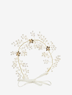 Leonore hairpiece - Ivory (Gold) - haar accessoires - ivory