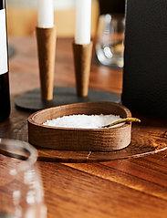 LIND DNA - Wood Box Curve S - tarjoilukulhot - smoked oak - 5