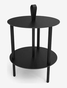 Strap Table S - bord - black/black