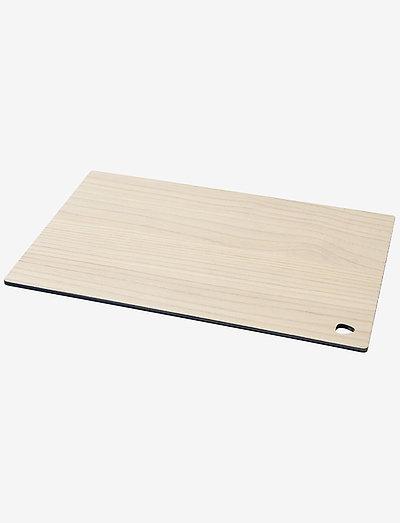 Cut&Serve Square S - skjærebrett - ash