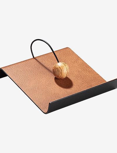 String Napkin Holder - serviettringer & serviettholdere - nature