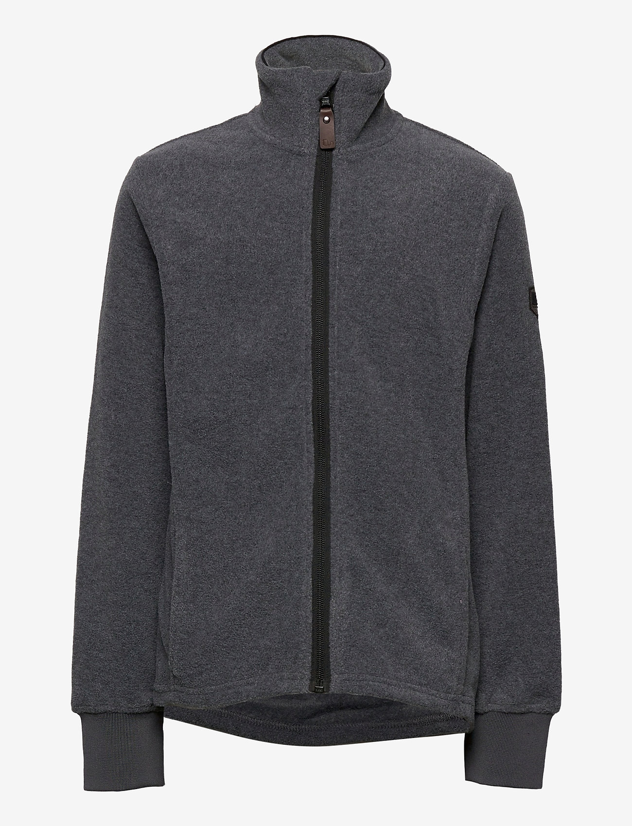 Lindberg Sweden - SÄVAR FLEECE JACKET - fleecetøj - greymelange - 0