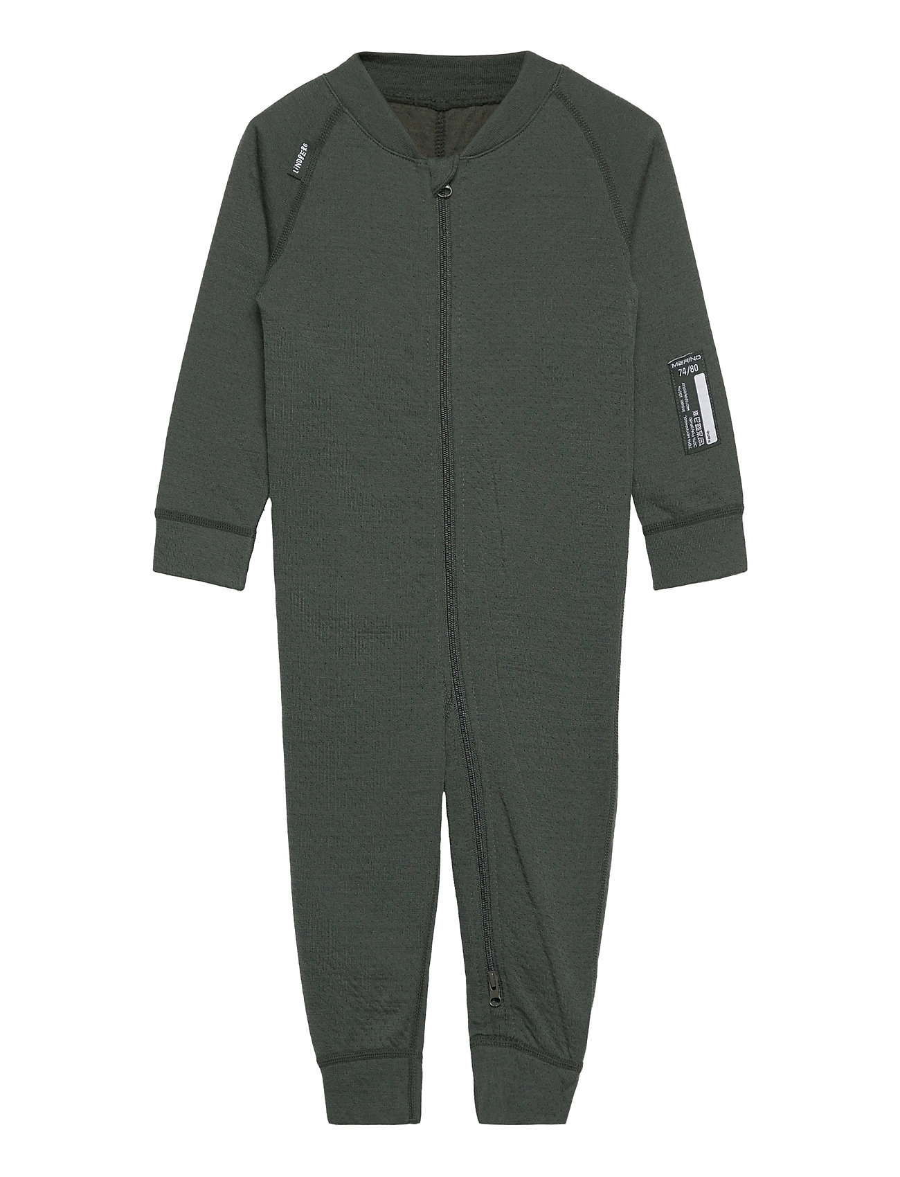 Image of Merino Overall Outerwear Wool Outerwear Grøn Lindberg Sweden (3452761905)