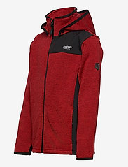 Lindberg Sweden - BORMIO JACKET - fleecetøj - red - 3