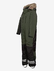 Lindberg Sweden - COLDEN OVERALL - snowsuit - green - 2