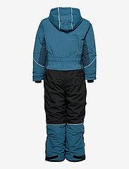 Lindberg Sweden - SNOWPEAK OVERALL - snowsuit - blue - 1