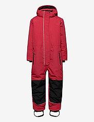 Lindberg Sweden - ICEBERG OVERALL - snowsuit - red - 0