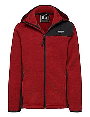 BORMIO JACKET - RED