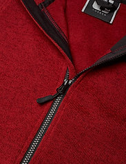 Lindberg Sweden - BORMIO JACKET - fleecetøj - red - 4