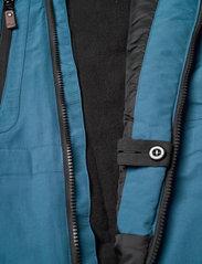 Lindberg Sweden - SNOWPEAK OVERALL - snowsuit - blue - 3